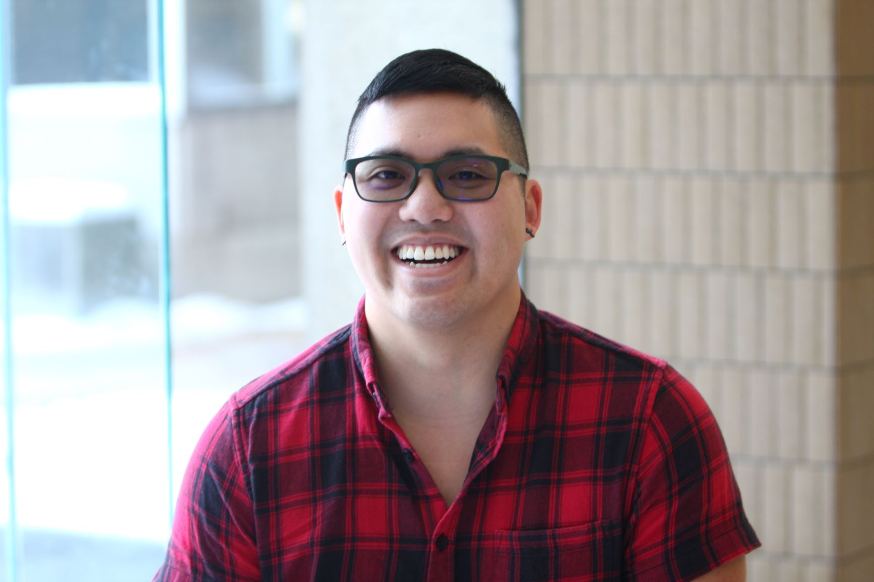 Alex Yeung, Undergraduate Administrative Assistant and Counsellor