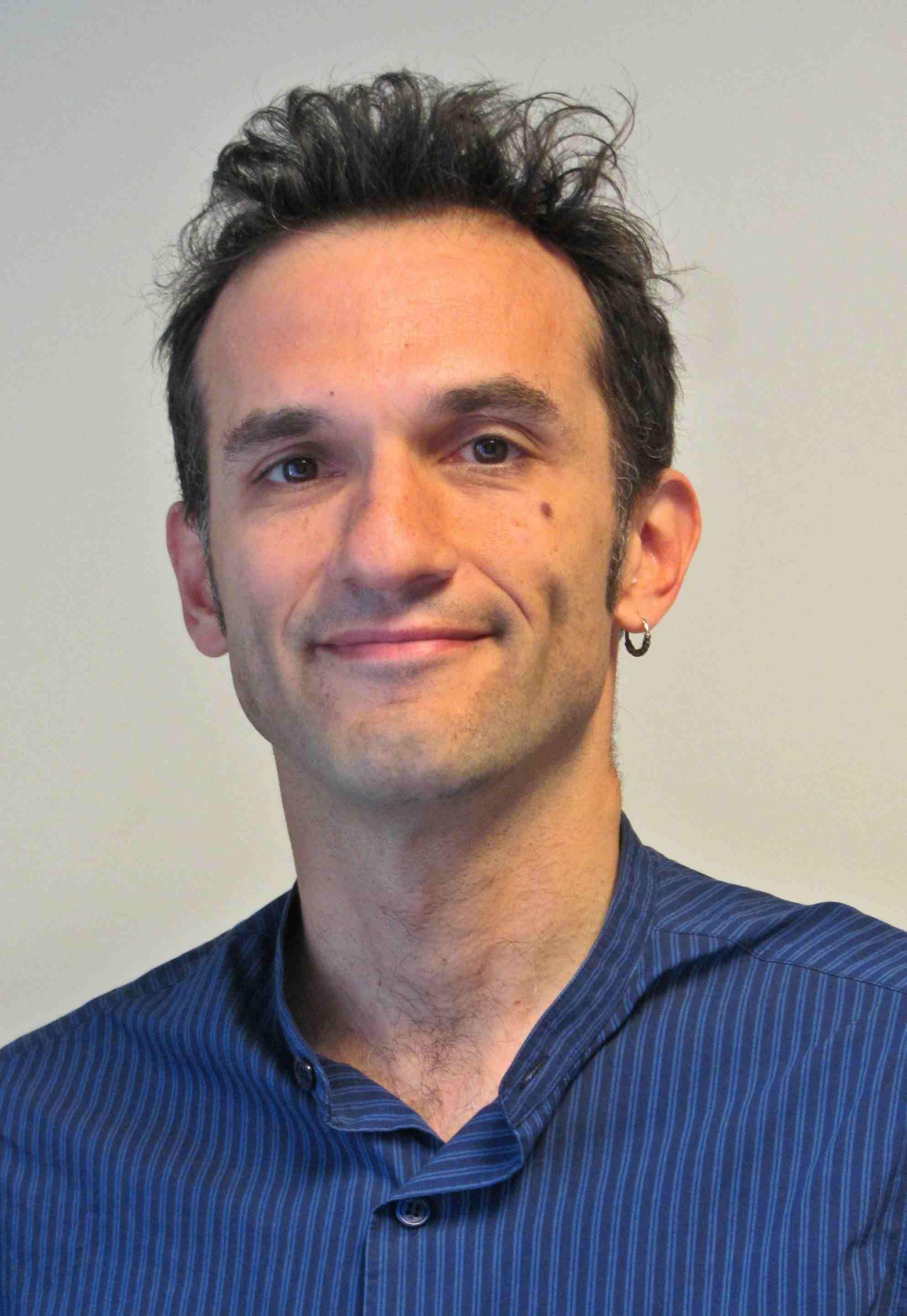 Gregoire Holtz, Associate Professor