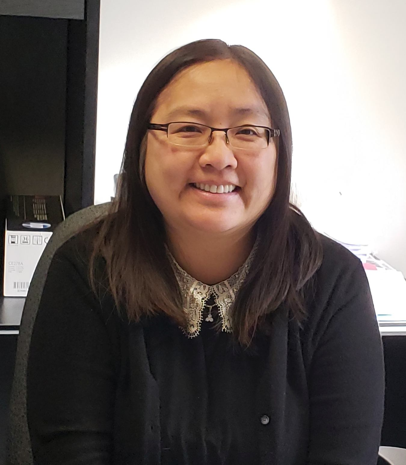 Monica Phonsavatdy, Graduate Counsellor & Administrative Assistant