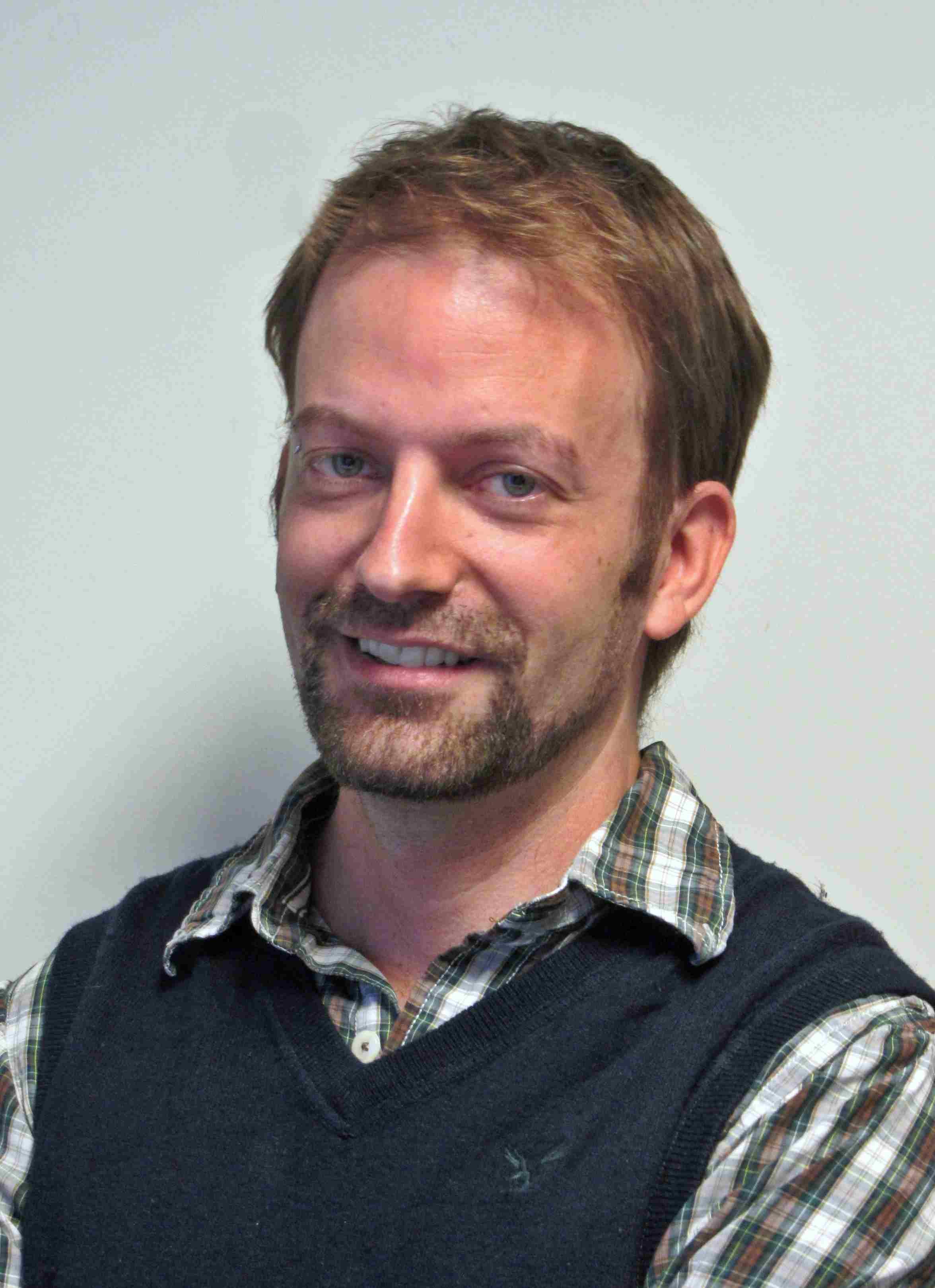 Sébastien Sacré, Associate Professor, Teaching Stream
