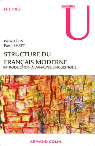 Structure du français moderne